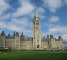 An Afternoon in the Canadian Parliament (Ottawa, Canada)