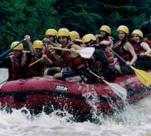 My Disastrous Experience with White Water Rafting!