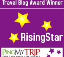 Tanya and Nara Featured on Ping My Trip