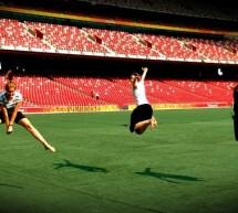 I love Olympic Stadiums!