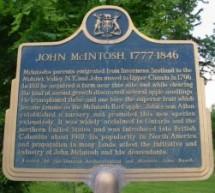 Canada's Apple History