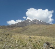 Hiking Mount Ararat in Turkey