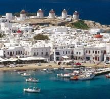 Greek Islands… my pick.