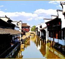 Wuzhen—A Trip for Three Bosom Friends