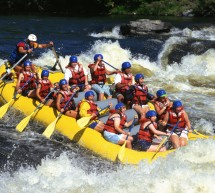 Whitewater Rafting Canadian Style