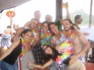 Boat Party in Rio