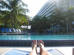 Relaxing Bahamas Miami