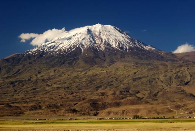 Turkey, mount Ararat
